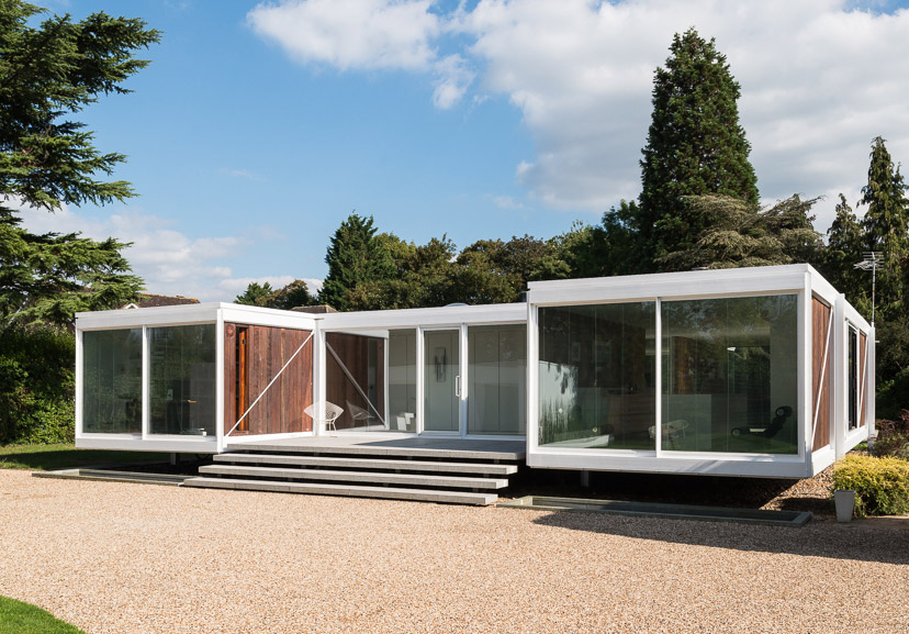 Holyport Berkshire The Modern House