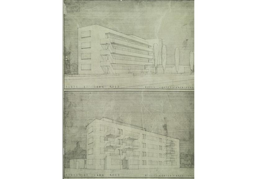 Isokon Building History #4