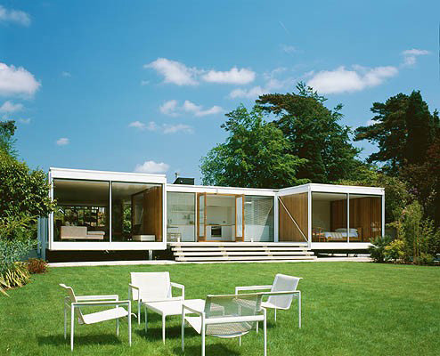 East grinstead west sussex the modern house for H shaped house